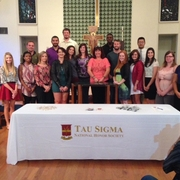 Delta Psi Chapter 2014 Inductees
