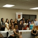 Angelo State University Chapter Induction